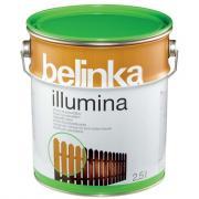 Лазурь для осветления древесины belinka illumina 2,5л 23914