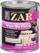 UGL Zar Tung Oil Wipe-On Finish Тунговое масло 0,946 л. полуматовое