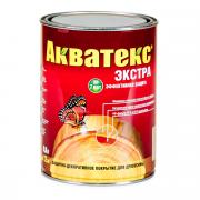 Защитно-декоративное покрытие АКВАТЕКС ЭКСТРА
