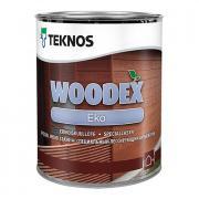 Антисептик Teknos Woodex Eko лессирующий РМ3 0,9л