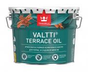 Tikkurila Valtti Terrace Oil,Масло для защиты террас и садовой мебели,колеруемое,9л