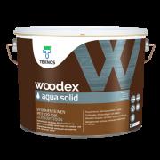 Teknos Woodex Aqua Solid PM1 Лессирующий антисептик для дерево (банка 9л)