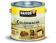 Saicos (Сайкос) Цветной декоративный воск Colorwachs - 3038 Махагон, 0.125 л, Производитель: SAICOS