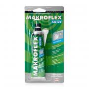 2670752 Герметик MAKROFLEX 2670752 SX101 санитарный силиконовый белый 85 мл