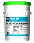 LATICRETE 9255 Hydro Ban, гидроизоляционное покрытие, ведро 18.9 л