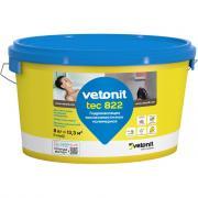 Мастика для гидроизоляции Weber Vetonit Weber.Tec 822, цвет серый
