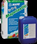 MAPEI MAPELASTIC, двухкомпонентный эластичный цементно-полимерный состав для защиты и гидроизоляции, комплекты по 32 кг (24 кг +8 кг)