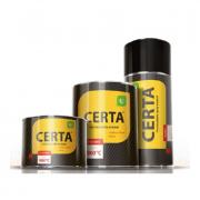 Эмаль термостойкая CERTA до 400С 0,8кг Бежевая