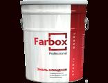 """Эмаль """"FarBox"""" ПФ-115 черная 20 кг"""