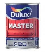 Эмаль алкидная Dulux Master 30 основа BW полуматовая 1 л