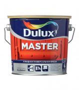 Эмаль алкидная Dulux Master 30 основа BC полуматовая 2.25 л
