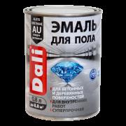 Эмаль для пола для внутренних и наружных работ Dali (Дали) 9 литров (белый)