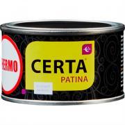 Патина термостойкая CERTA до 700С 0,08кг Серебро