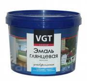 Эмаль VGT глянцевая универсальная (10 кг)