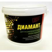 Эпоксидная затирка Диамант, шов 1-15 мм, цвет Лайм (светло-зеленый) (039), 1 кг