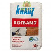 Ротбанд KNAUF гипсовая штукатурка 30кг