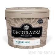 Декоративное покрытие DECORAZZA CRAQUELUR 1л