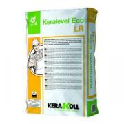 Штукатурка самовыравнивающаяся Kerakoll Keralevel Eco LR для нанесения толстым слоем, тиксотропная, 25 кг