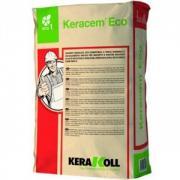 Стяжка Kerakoll Keracem Eco высокопрочная, эко-совместимая, 25 кг