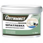 "Шпатлевка латексная S601 ""Оптимист"" 5кг С357"