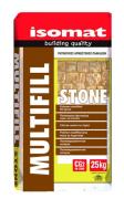Isomat Затирка для швов Multifill-Stone (07) красно-коричневый, 25 кг