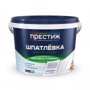 Шпатлевка для стен и потолков масляно-клеевая Престиж 5 кг