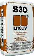 Самовыравнивающаяся смесь LITOKOL LITOLIV S30 / ЛИТОКОЛ ЛИТОЛИВ С30 (25 кг)