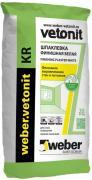 Шпаклевка VETONIT FINISH KR / ВЕТОНИТ ФИНИШ КР белая (20 кг)