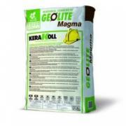 Анкеровочная смесь Kerakoll Geolite Magma 20 для восстановления, укрепления и защиты бетона, минеральный, быстросхватывающийся, цвет Чёрный, 25 кг Kerakoll Geolite Magma