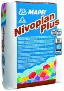 Mapei NIVOPLAN Plus - серый цементный раствор для выравнивания вертикальных поверхностей 25 кг
