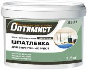 "Шпатлевка латексная S601 ""Оптимист"" 9кг С358"