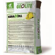 Геораствор Kerakoll Geolite 10 для восстановления и защиты бетона, тиксотропный быстросхватывающийся, 25 кг Kerakoll Geolite