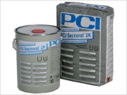 Basf Гидроизоляция PCI Seccoral 2K Rapid, серый, мешок 12,5 кг (сухой компонент)