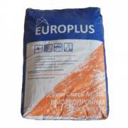 Сухая смесь EUROPLUS М-300 высокопрочная ГОСТ 28013-98 40 кг