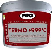 Высокотемпературный клей-мастика BauLab Pro TERMO +999 ( БАУЛАБ ПPO ТЕРМО ), 1кг