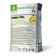 Раствор Kerakoll Kerabuild Eco Fix для антисейсмической адаптации зданий, эко-совместимый, минеральный, 25 кг Kerakoll Kerabuild Eco Fix