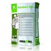 Раствор Kerakoll Keratech Eco высокопрочный, самонивелирующийся, с нормальным схватыванием, 25 кг Kerakoll Keratech Eco