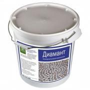 Шовный заполнитель Диамант для брусчатки на основе полимеризующихся масел, цвет Базальт (303), 15 кг