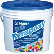 Mapei Затирочная смесь Kerapoxy №114 антрацит, комплект 2 кг