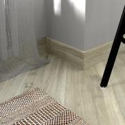 Сопутствующие товары Плинтус Fine Floor 2400 мм