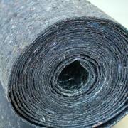 Подложка для пола волоконная Triotex Silverpro 3 мм 10х1 м