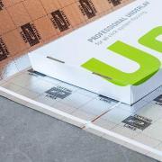 Сопутствующие товары Подложка Under Floor Silver line