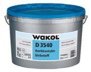Клей на водной основе Wakol D 3540 5л (расход 20м2)
