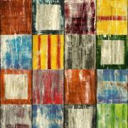 Пленка самоклеящаяся декор цветные квадраты 0576-346 (2х0.45 м) d-c-fix 00-00038775