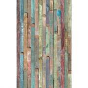 Пленка самоклеящаяся декор цветные доски 0610-346 (2х0.45 м) d-c-fix 00-00044231