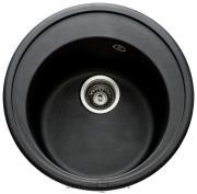 Мойка Longran Ultra D510 Onyx черный металлик