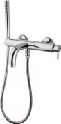 Смеситель для ванны с душевым набором Margaroli Moderna RU2004AA01CR хром
