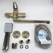 VFK-7-BRONZE COLOR-Смеситель для ванны