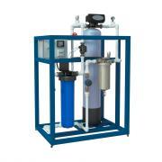 Система очистки воды Ecvols ELITE 0844 (pro), до 3 потребителей, сброс 130л, Fe до 6, жесткость до 7, H2S: удаляет