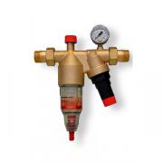 """BWT Фильтр BWT-Avanti-HWS 1"""" PN 16 c ручной обратной промывкой"""